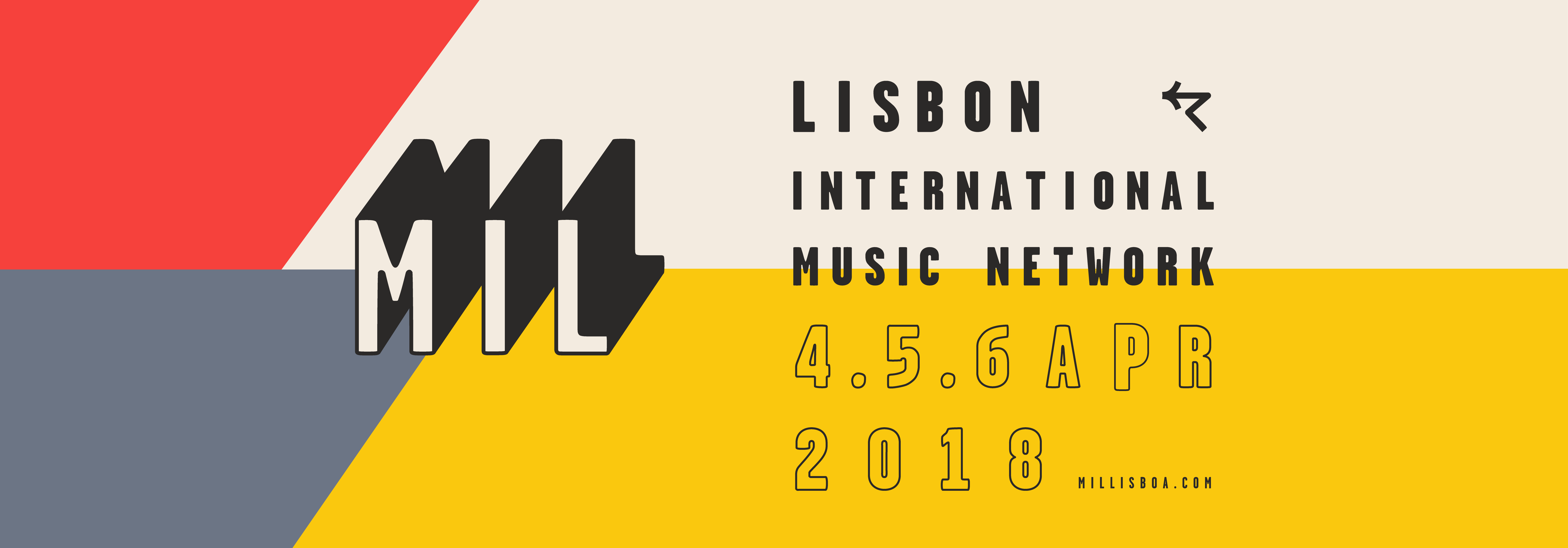 MIL – Lisbon International Music Network 2018