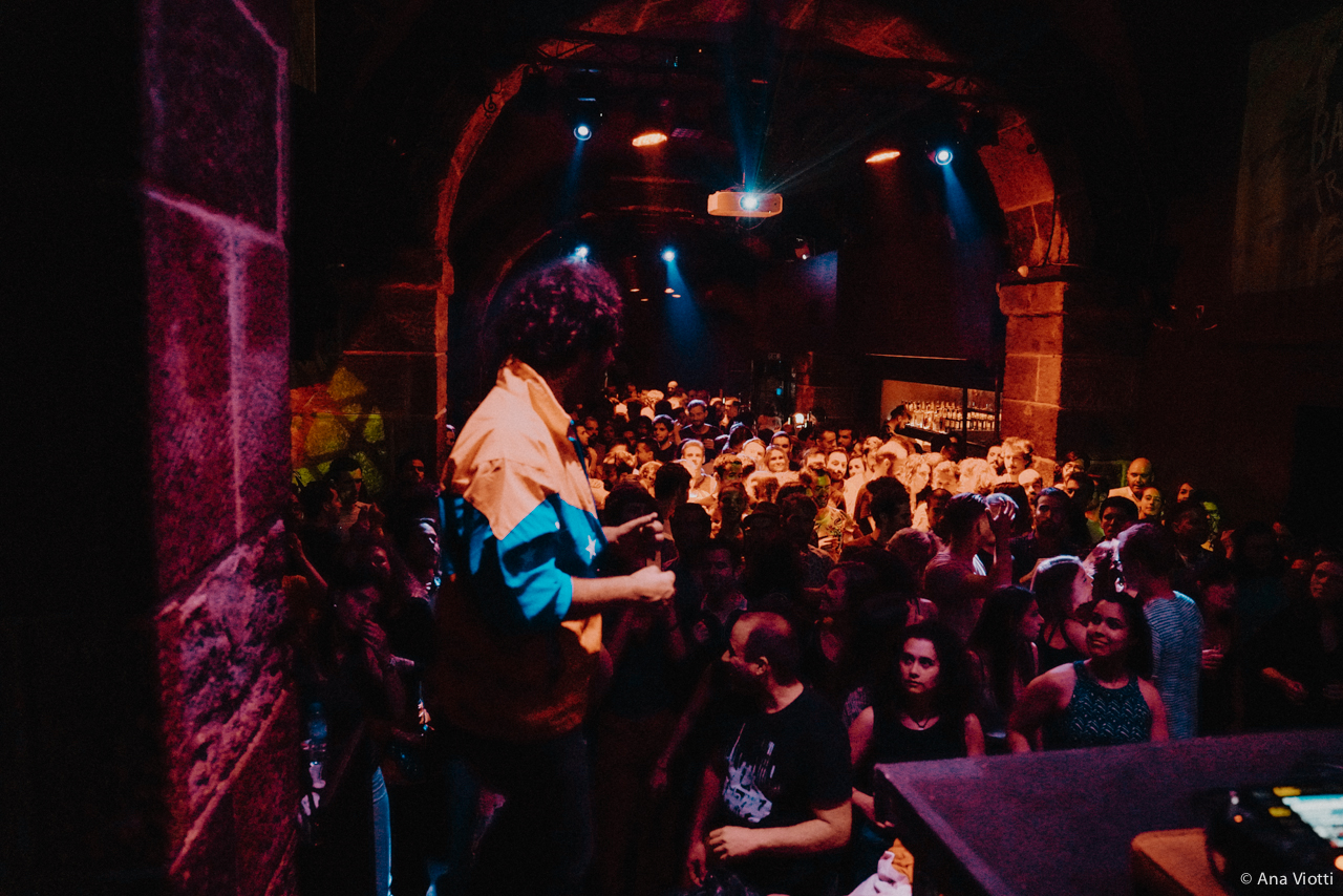 Seis años de la noche más caliente de Lisboa – Baile Tropicante