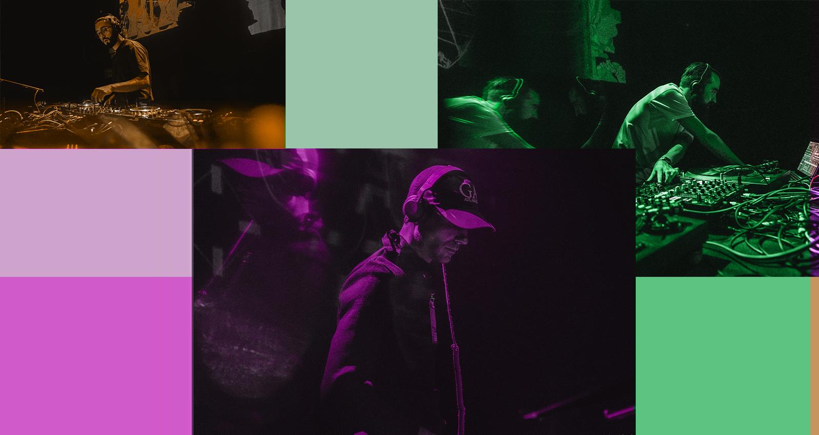 s08 Mike El Nite (DJ Set) + Brodinski + Darksunn | Jameson Urban Routes'18