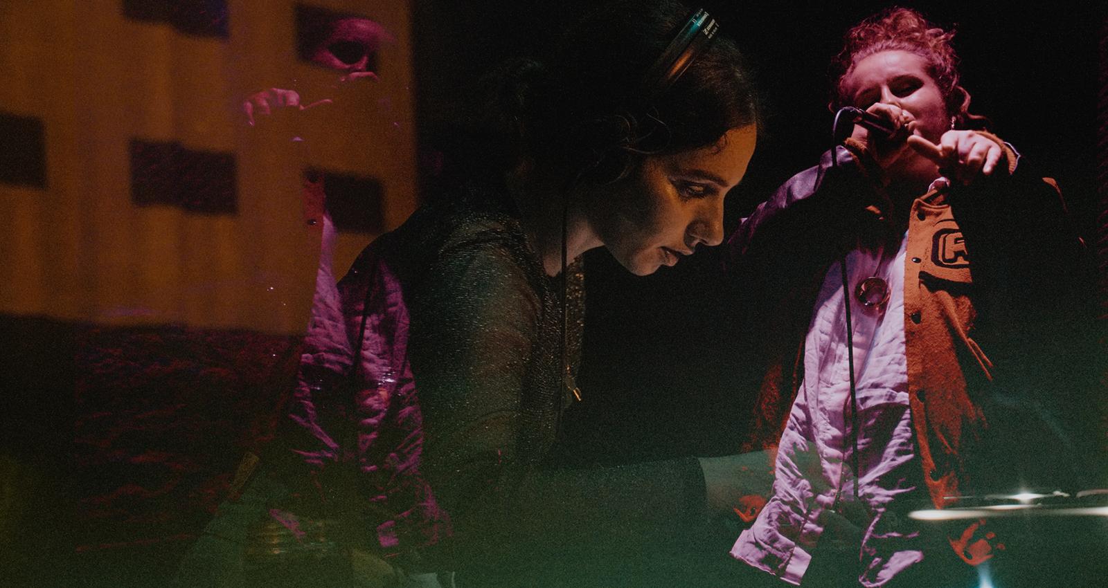 Musicbox Heineken Series | Bobbie Johnson + Nina Las Vegas