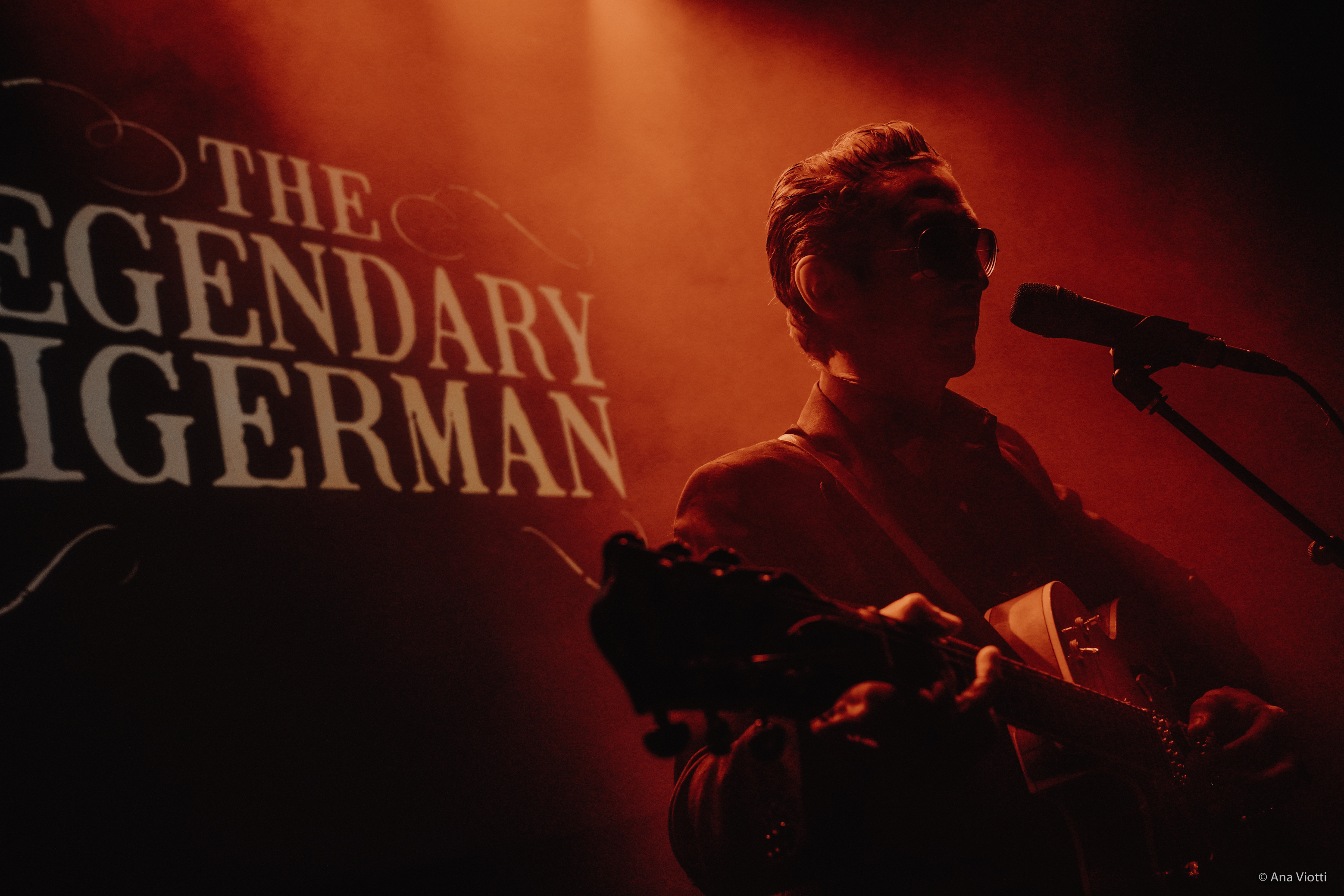 The Legendary Tigerman | One man Band