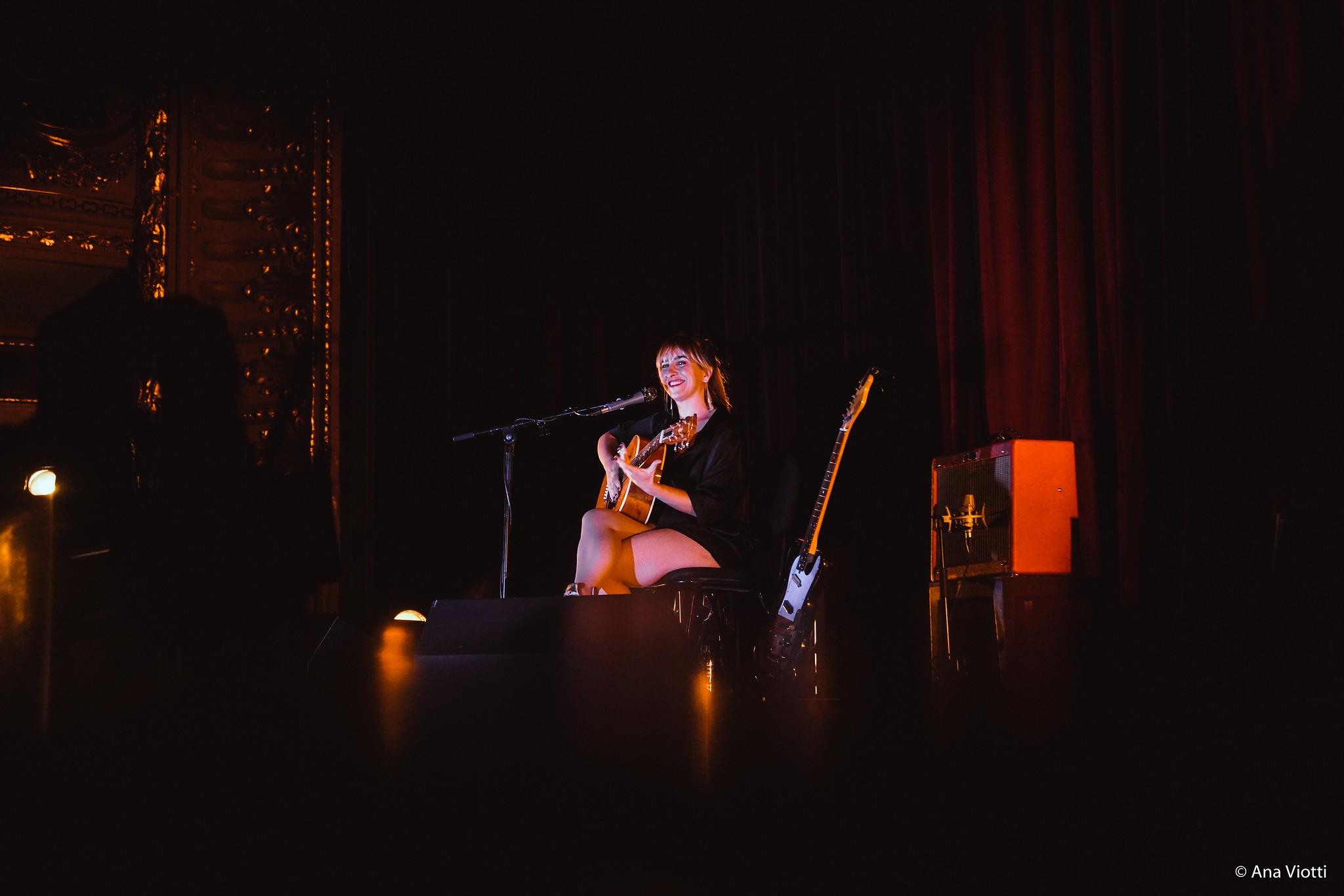Márcia (solo) | Takeover #1 – Musicbox no São Luiz