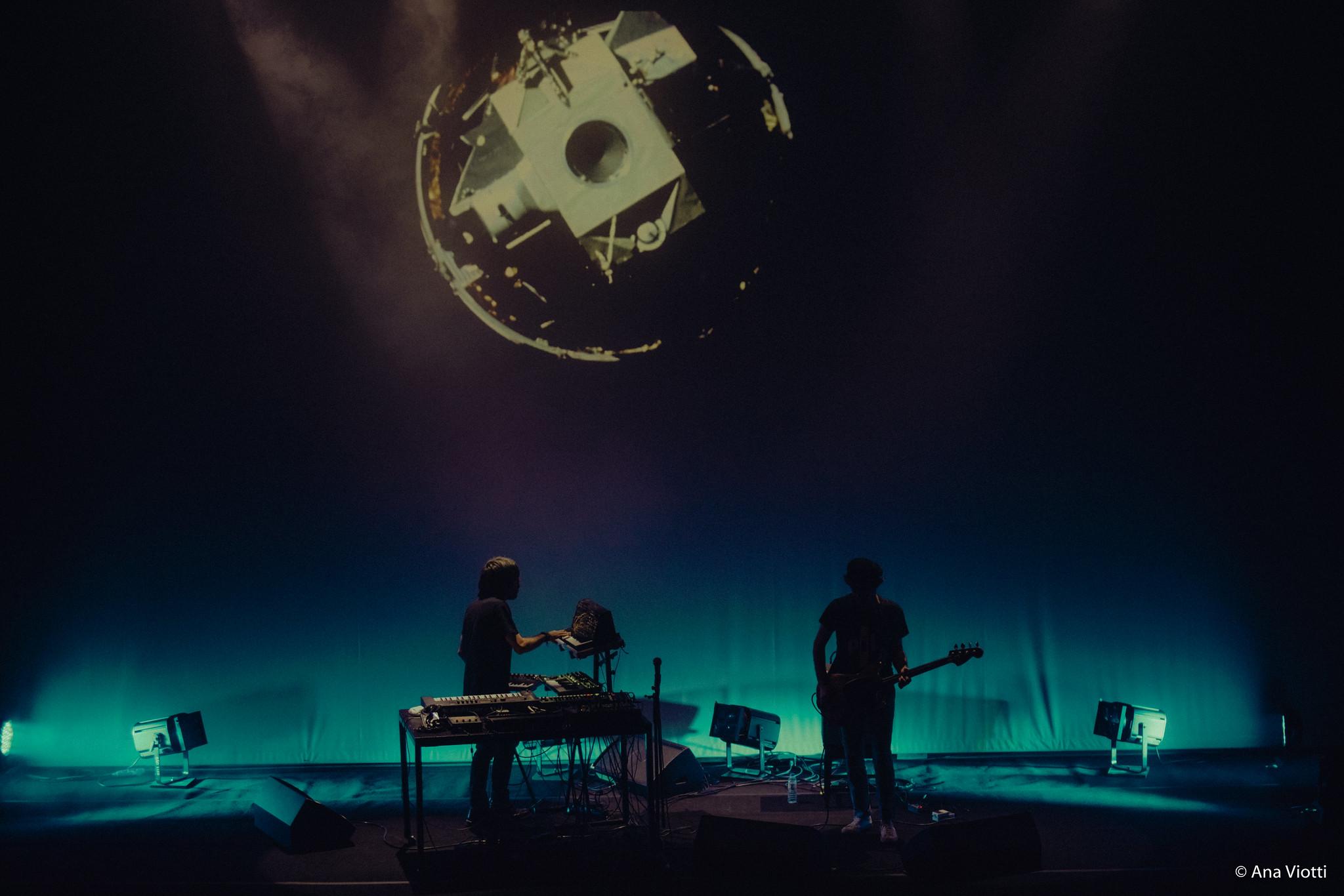 Ghost Hunt apresentam II + Violeta Azevedo | Takeover #1 – Musicbox no São Luiz